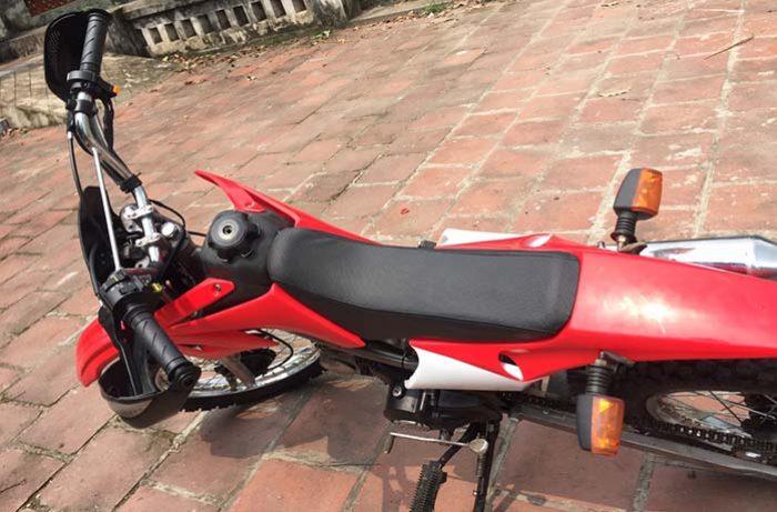 Customize-detech-bike