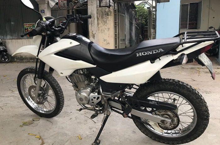 white-honda-xr-125cc